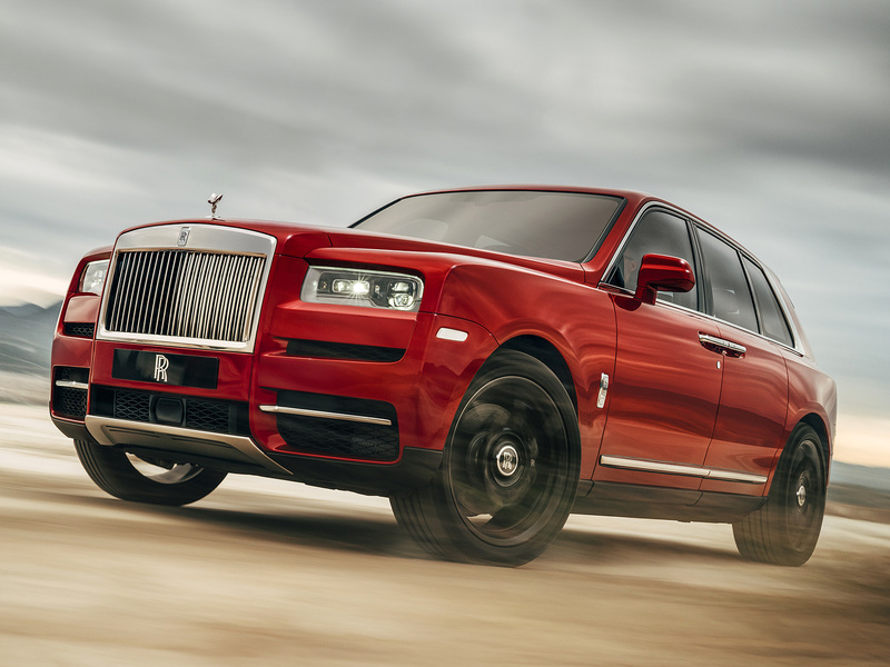 How to get down and dirty in a Rolls. (Images: Rolls-Royce)