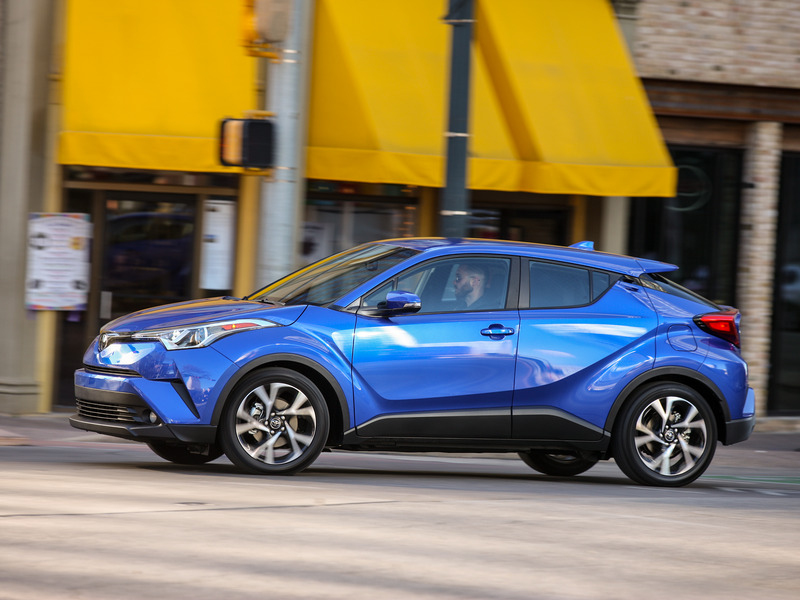 If the C-HR looks ugly now, think about how bad it'll look 5 years from now.