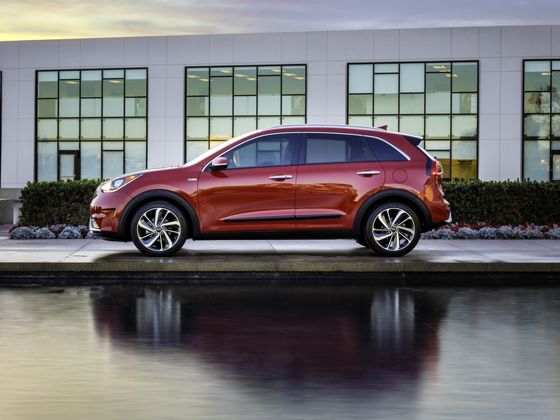 Kia's Niro has been recognized for its quality and predicted reliability. (Image: Kia)
