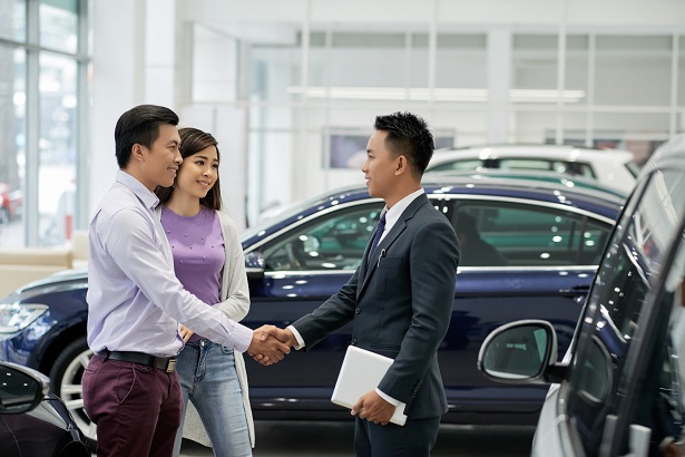 Dealership Preapproval