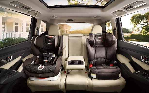 Subaru Ascent Bench Seat Car Seats