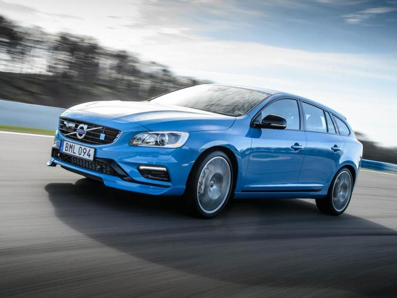 When speed and practicality matter to you, this is the car you should get. (Images: Volvo)