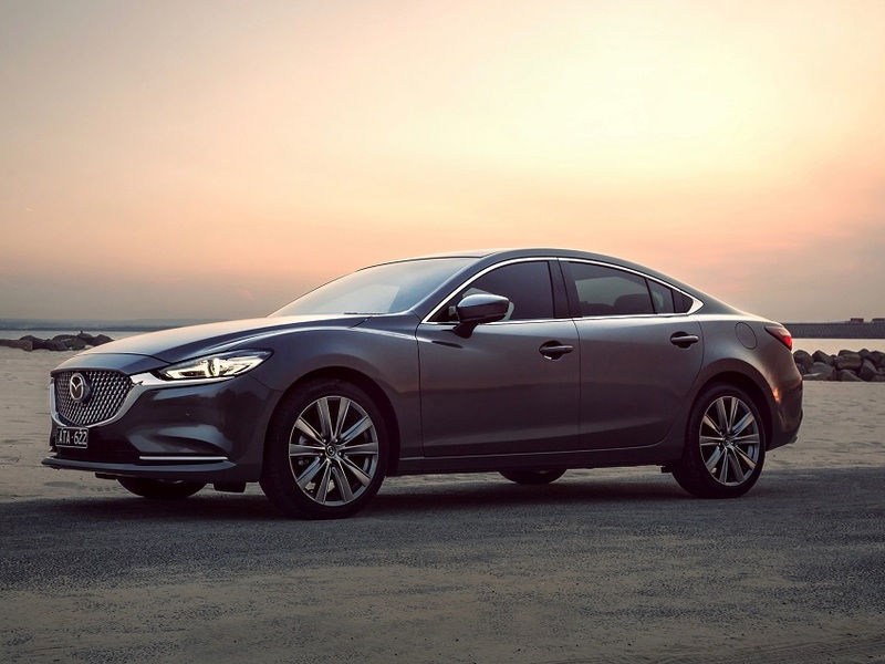 If you've never driven the new Mazda6, you're missing out (image: Mazda)