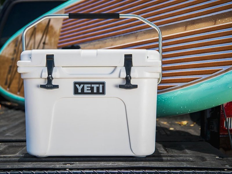 The YETI Roadie is just one of the great smaller coolers for your vehicle.