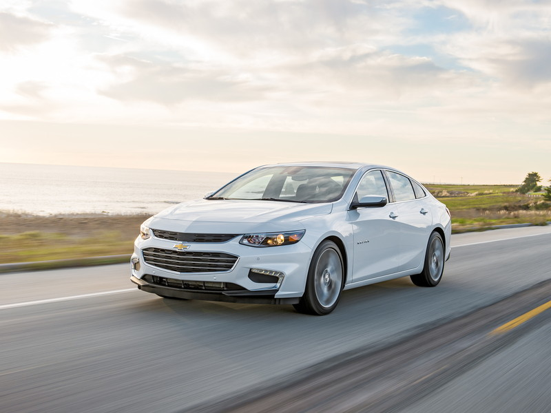 The Chevy Malibu is a great car, but it won't make you king of the road.