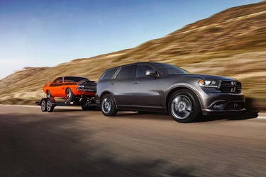 2018 5 Best Mid-Size SUVs for Towing