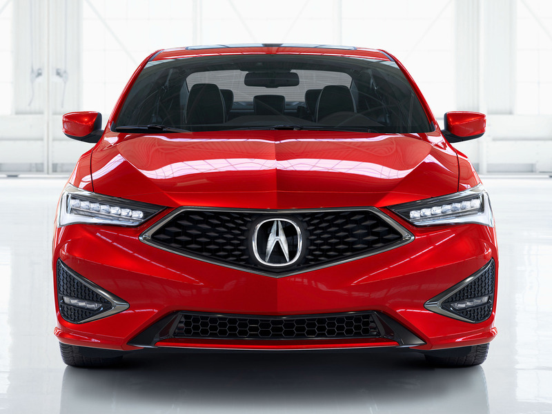 One of the most noticeable refreshes we've ever seen. (images: Acura)