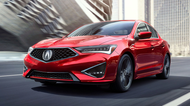 The 2019 Acura ILX Is No Longer Painfully Boring