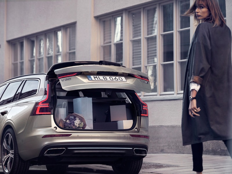 A subscription's flexibility means you may never look back. (image: Volvo)