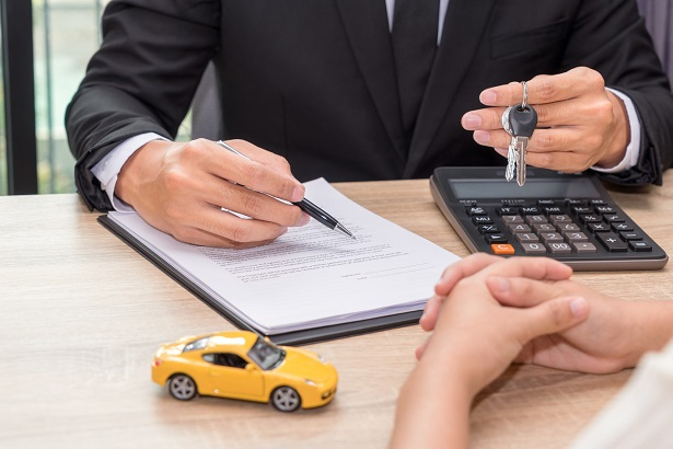 Applying for car loan on disability
