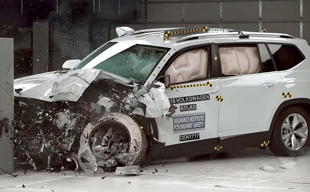 vw atlas iihs