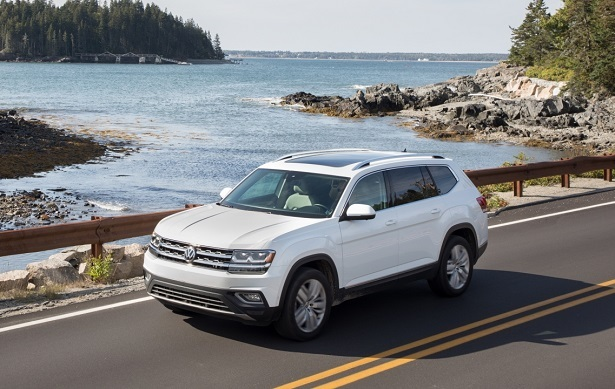 vw atlas ocean road