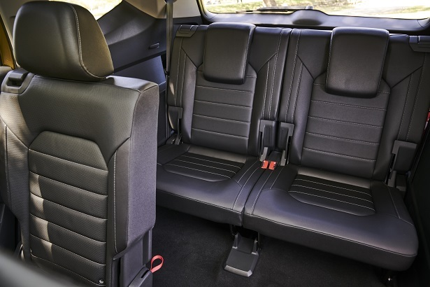 vw atlas third row
