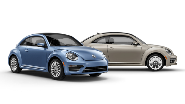 vw beetle coupe and cabrio