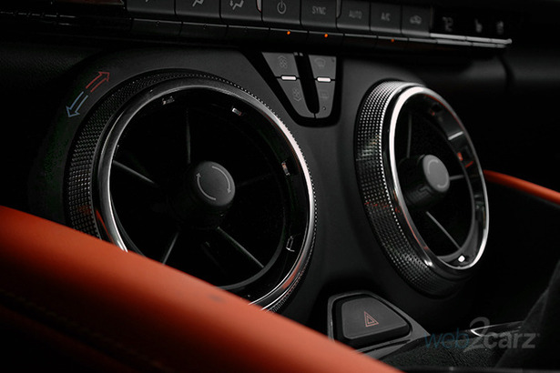 Why Do Muscle Car Interiors Have To Suck Web2carz