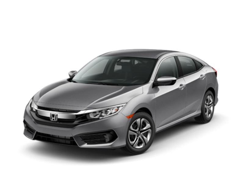 The Civic is one of the few affordable sedans with daring styling. (images: Honda)