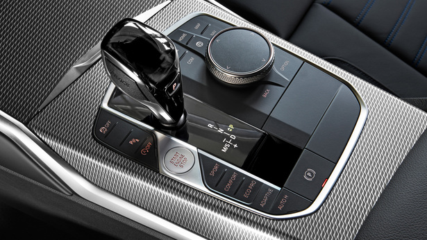 2019 bmw 3series shifter