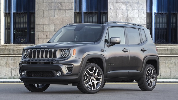 2019 jeep renegade front 34 gray