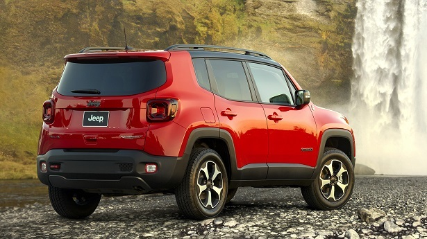 2019 jeep renegade rear 34 red