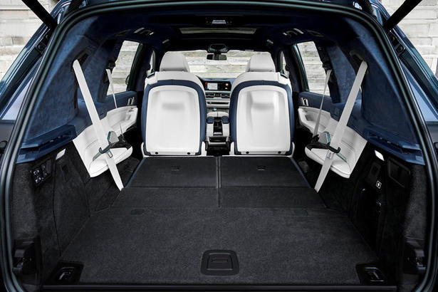 """Is the BMW X7's """"Too Much"""" Approach Just Right for a ..."""