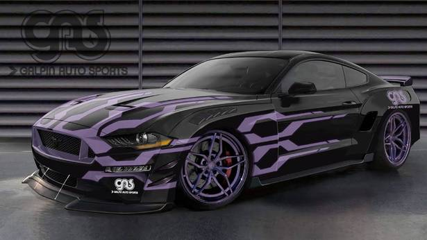 Ford Commissions Tuners To Build Modified Mustangs For