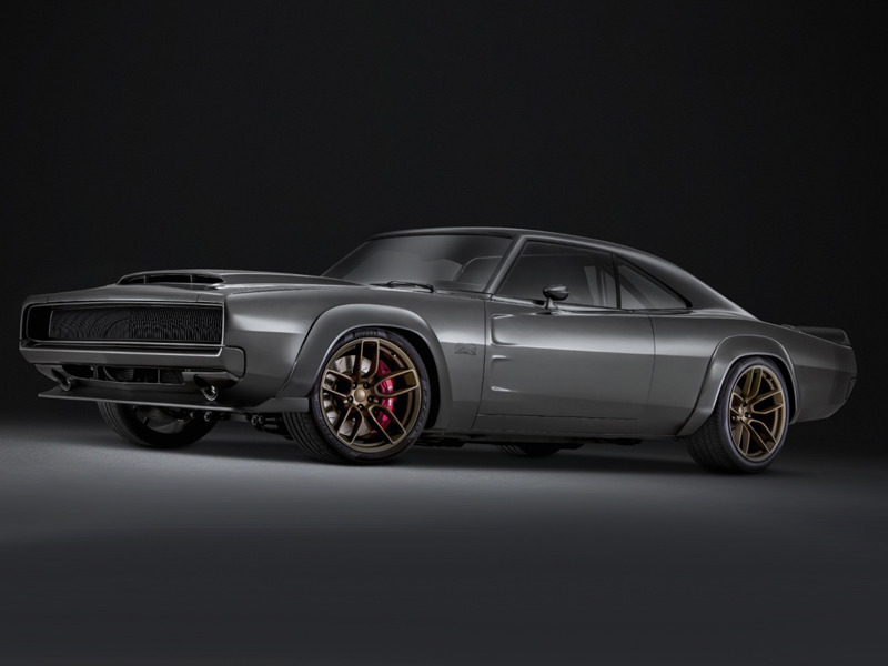 The muscle car to beat all muscle cars. (images: FCA)