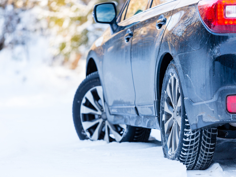 An affordable set of snow tires can save you a lot of headache.