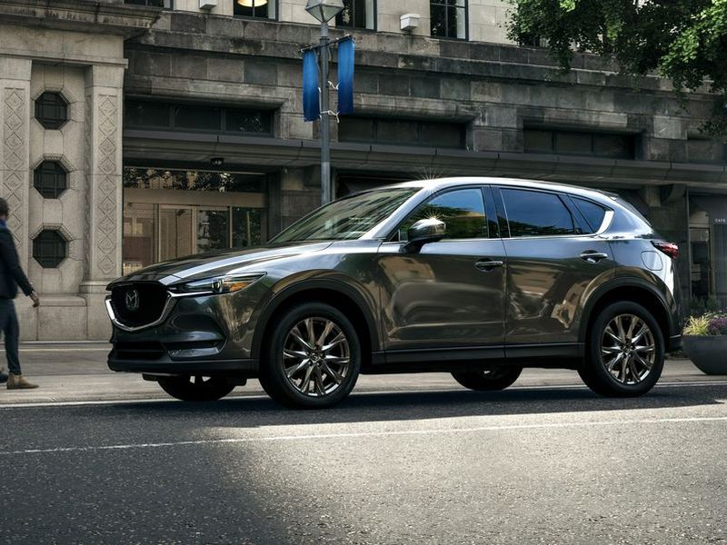 The 2019 Mazda CX-5 Bumps Up Power and Refinement | Web2Carz