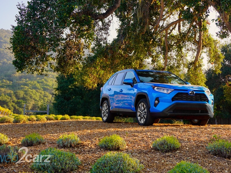 Northern Cali presented us with an ideal testing ground for the 2019 RAV4.