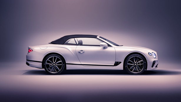 bentley continental gt profile top up