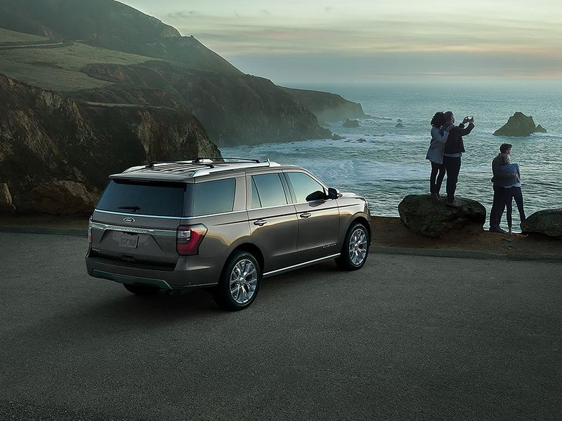 Big, bold, and built to please, the Ford Explorer rocks.