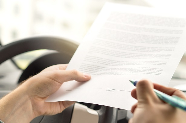 Car lease transfer