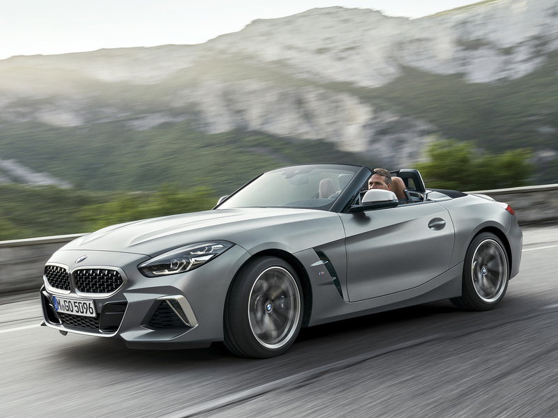 The 2020 Bmw Z4 Convertible Might Just Drain Your Wallet