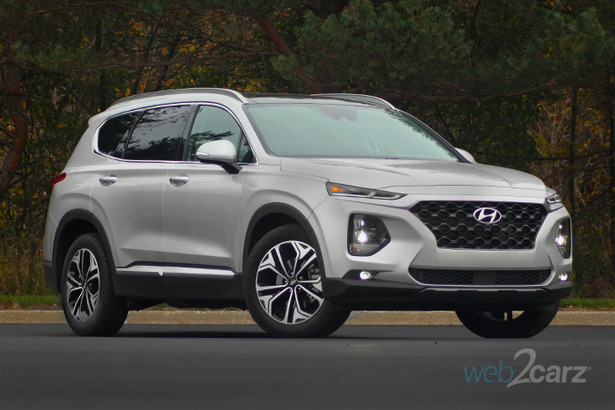 The Hyundai Palisade Will Be the Brand's Only Three-Row Crossover | Web2Carz