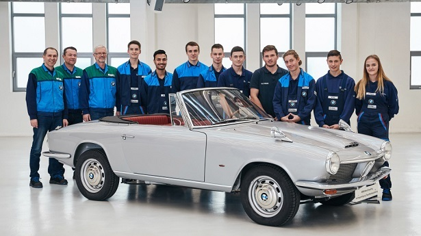 bmw 1600 gt apprentices