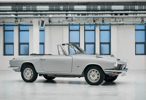 bmw 1600gt top down