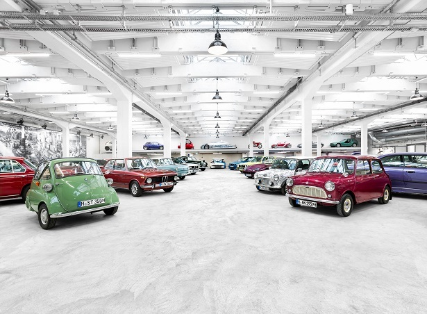 bmw group classic collection