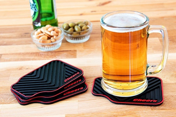 Car mat coaster