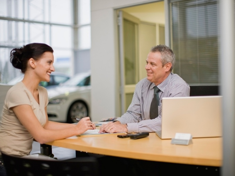 The F&I manager may not have your best car loan rate.
