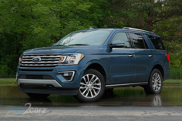 ford expedition blue front 34