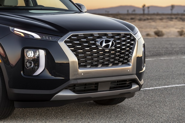 The Hyundai Palisade Will Be The Brand S Only Three Row