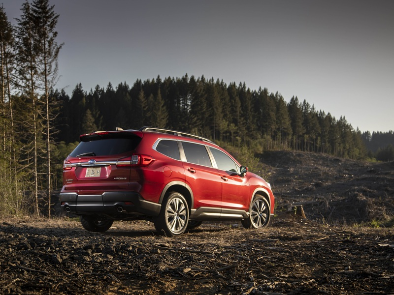 2018 was a big year for Subaru with the release of the 3-row Ascent and top customer satisfaction ratings. (image:Subaru)