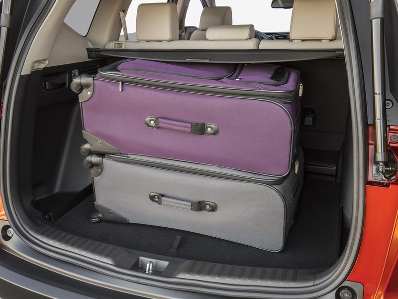 The 2019 Honda CR-V leads the pack for roomiest rear.