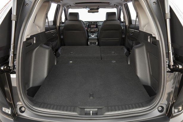 top 5 compact suvs with the most cargo room web2carz. Black Bedroom Furniture Sets. Home Design Ideas