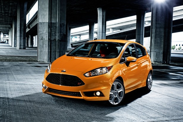 ford fiesta st front 34