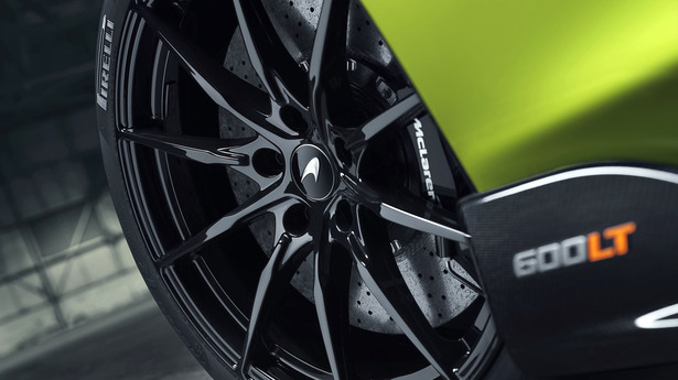 mclaren 600lt spider wheel