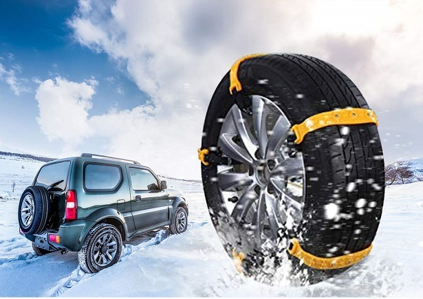 PrettyQueen tire chains
