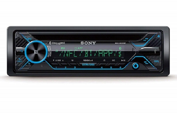 Sony single din car stereo