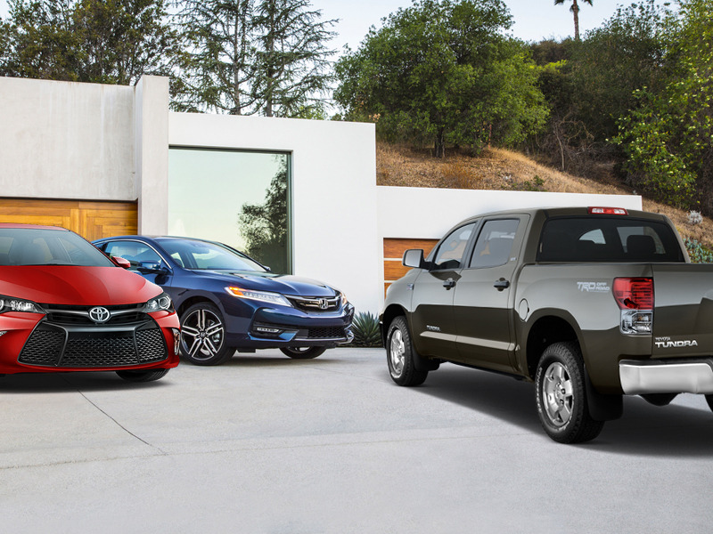 See which affordable used vehicles got top marks from Kelley Blue Book.