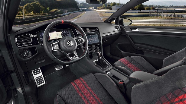 golf gti tcr cabin